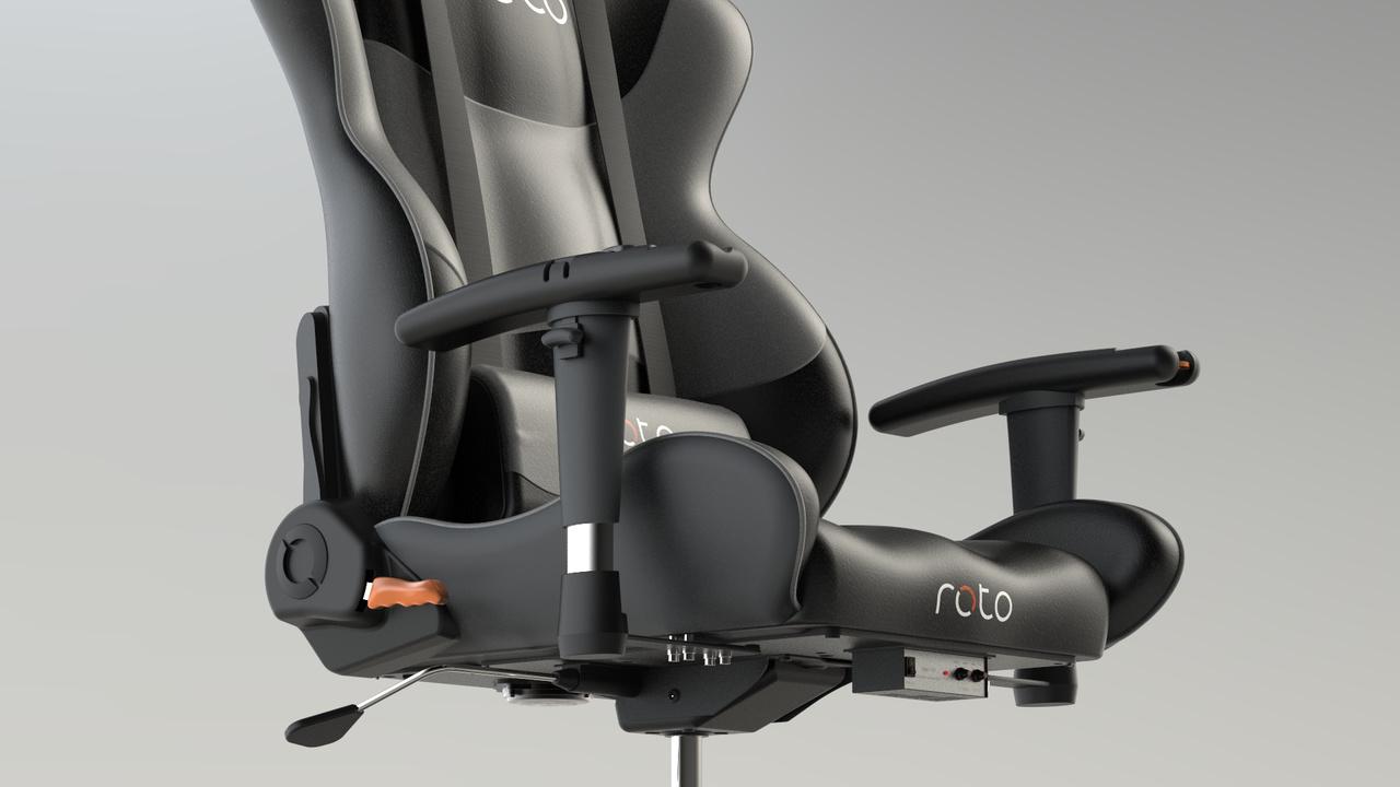 Roto VR: Motorisierter Drehstuhl für mehr VR-Immersion