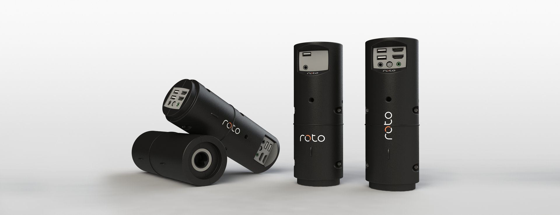 Roto VR Cable Magazines
