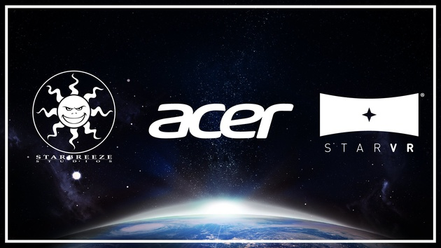 StarVR: Acer und Starbreeze arbeiten gemeinsam an VR-Headset