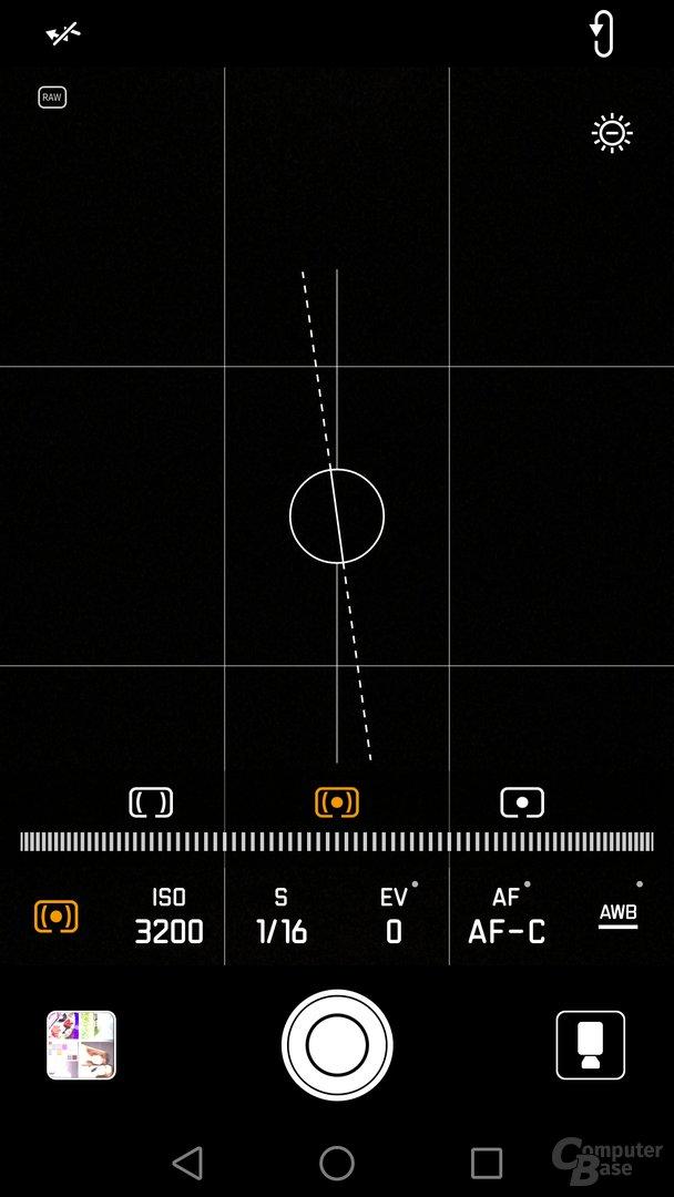 Die Kamera App