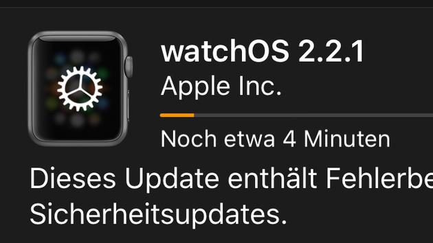 Jetzt verfügbar: Apple mit iOS 9.3.2, watchOS 2.2.1 und OS X 10.11.5