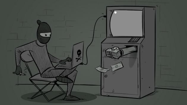 Malware: Bankautomaten werden in Skimming-Geräte verwandelt