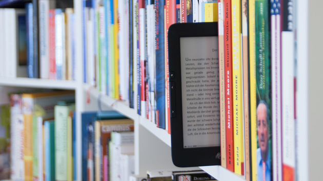 E-Book-Markt: Weniger Umsatz trotz steigendem Absatz