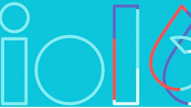 Termin: Google I/O am 18. Mai im Livestream