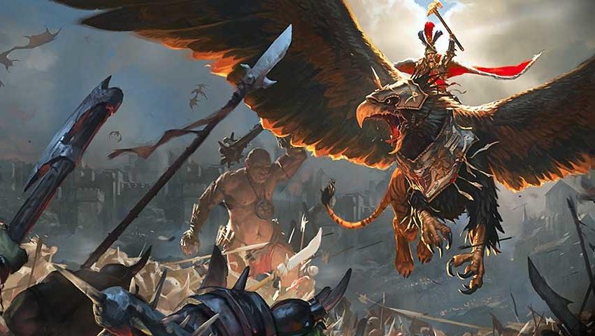 Total War: Warhammer: AMD legt Radeon R9 390(X) und 8-Kern-FX Strategiespiel bei
