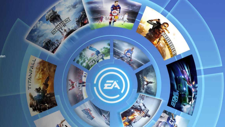 Aktion: Im Juni 10 Tage EA Access für Xbox-Live-Mitglieder
