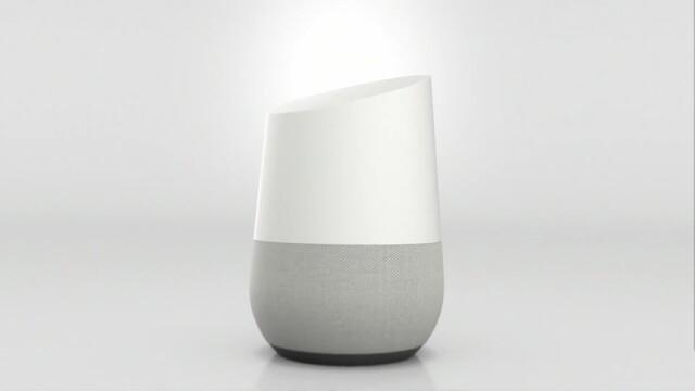 google home sprachgesteuerter lautsprecher f r suche musik und smarthome computerbase. Black Bedroom Furniture Sets. Home Design Ideas