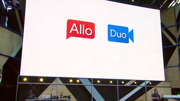 Allo & Duo: Verschlüsselte Google-Messenger für Text und Video