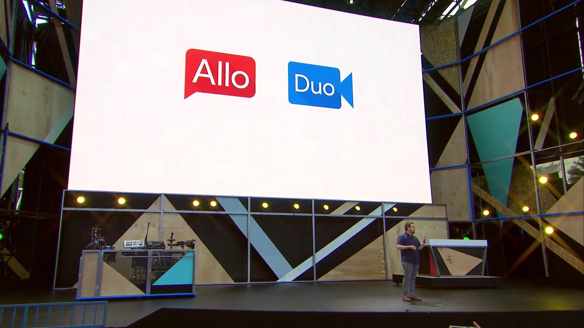 Allo / Duo