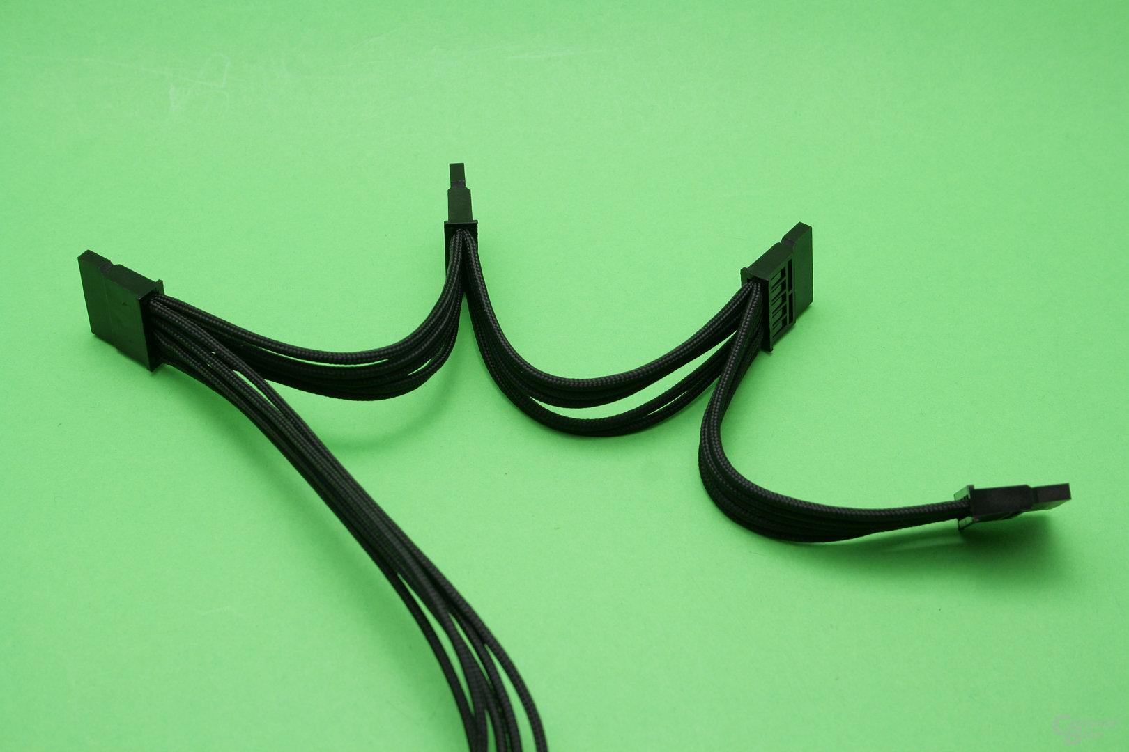CableMod SATA-Verteiler
