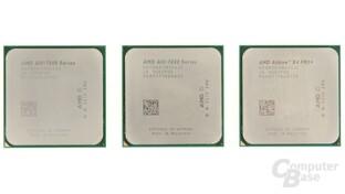 AMD A10-7890K, A10-7860K und Athlon X4 880K