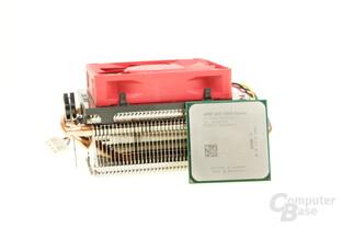 AMD A10-7860K mit neuem 65-Watt-Kühler