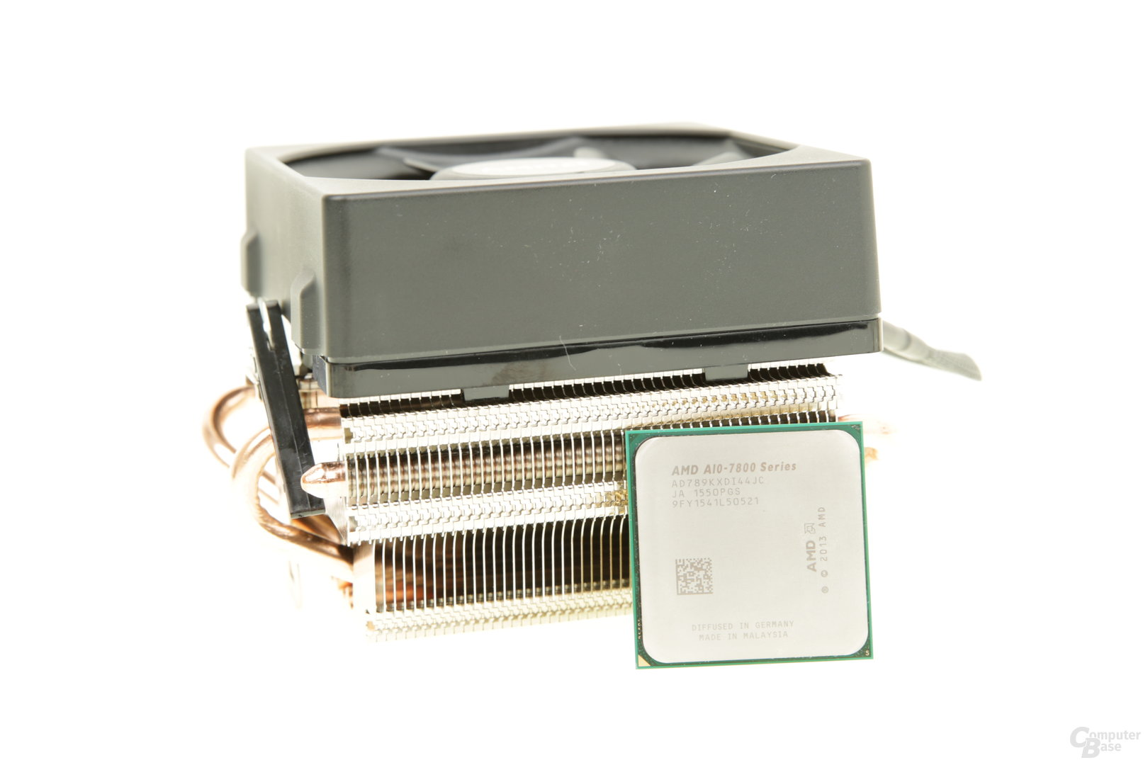 AMD A10-7890K mit Wraith-Kühler