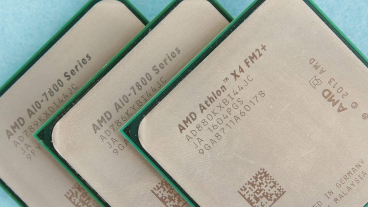 A10-7890K, 7860K, X4 880K im Test: AMDs schnellste Prozessoren für den Sockel FM2+