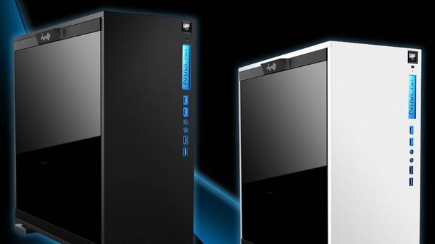 In Win 303: Ungewöhnliches Kühlkonzept hinter Glas kostet 99 Euro