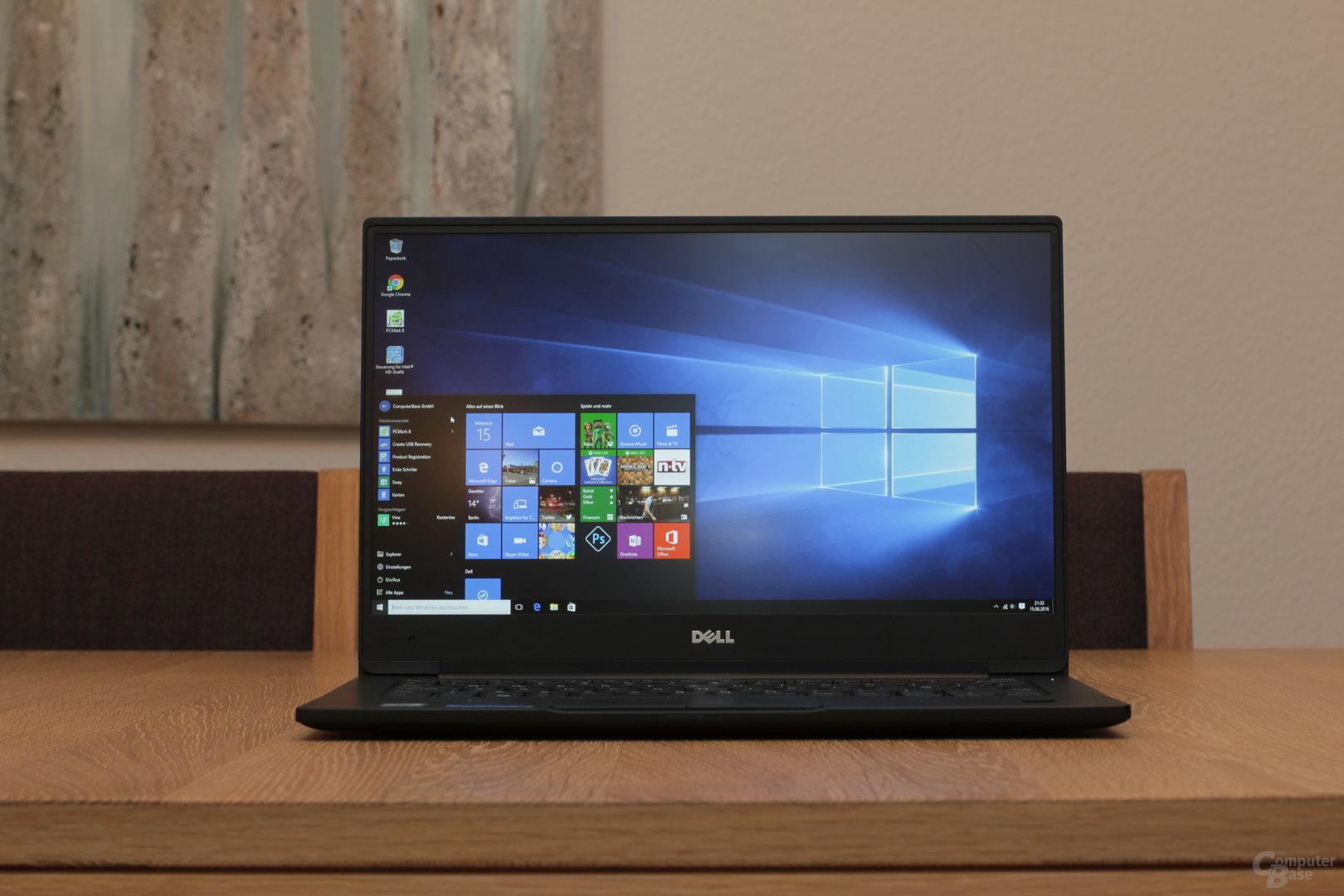 Dell Latitude 7370 mit Full-HD-Display