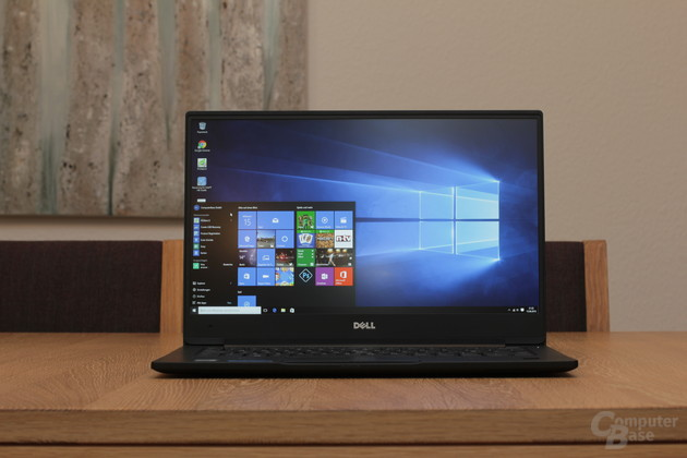 Dell Latitude 7370 mit Full-HD-Display