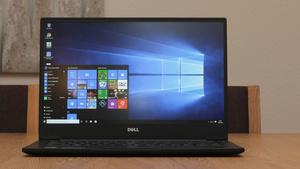Dell Latitude 7370 im Test: Hochkarätiges Notebook mit tief taktender CPU