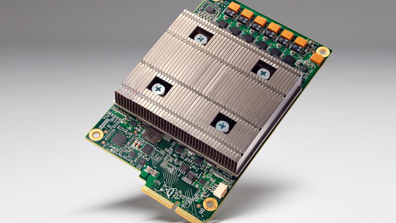 Künstliche Intelligenz: Google entwickelt eigenen Chip für allwissende Dienste