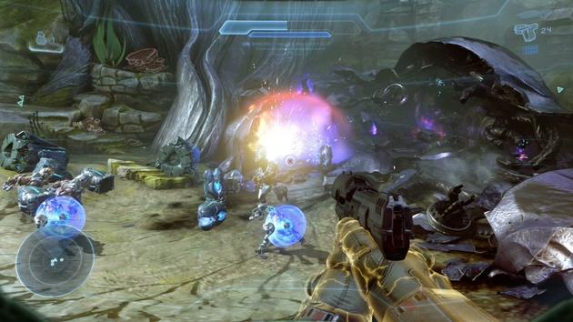 Forge: Halo 5 Guardians Edition: Karteneditor von Halo kommt auf den PC