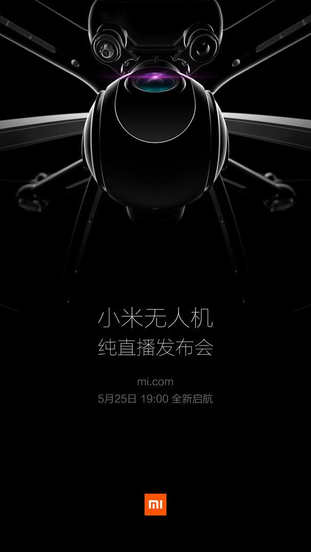 Xiaomi Quadrocopter
