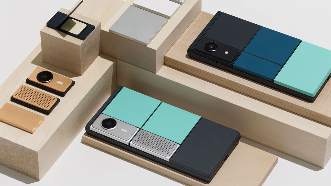 Google Project Ara: Modulares Smartphone ab Herbst für Entwickler