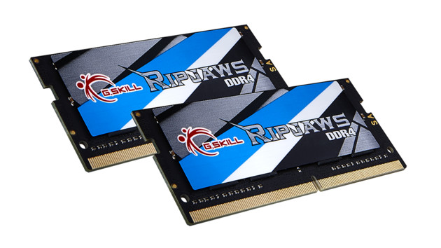 G.Skills Ripjaws-Familie wächst im Juni um DDR4-3.200-RAM im SODIMM-Formfaktor