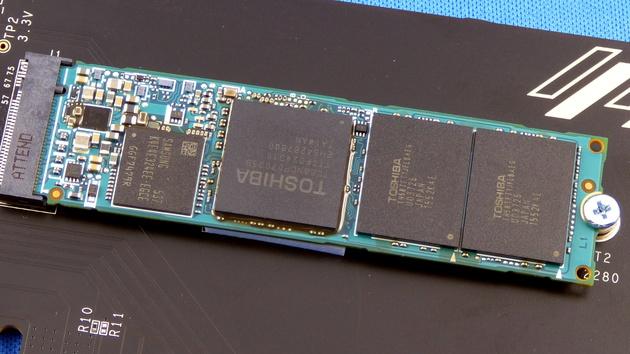 Toshiba OCZ RD400: PCIe-NVMe-SSD mit 2,6 GB/s für die erste Liga