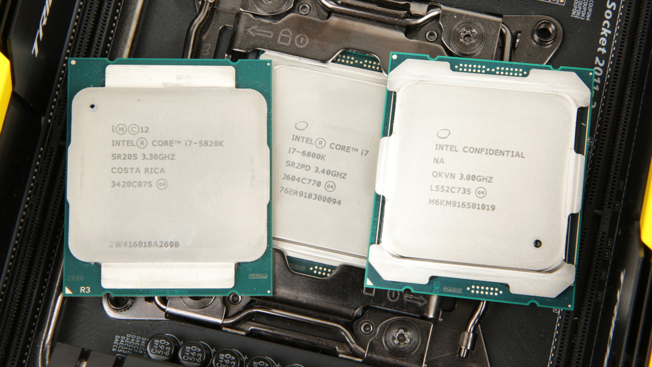 Core i7-6950X und i7-6800K im Test: 10 Kerne, 20 Threads und neuer Turbo für 1.600 Euro