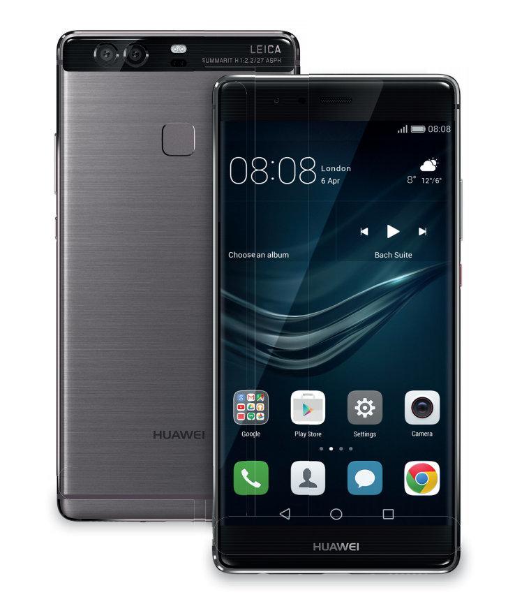 Das Huawei P9 Plus ist ab sofort in Deutschland erhältlich