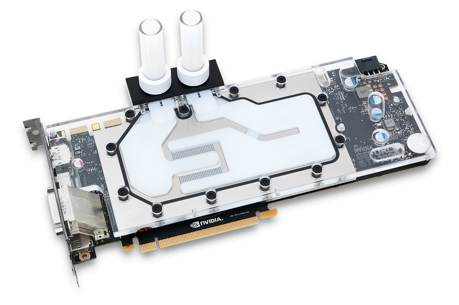 EK Water Blocks für die GeForce GTX 1080