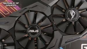 Asus GeForce GTX 1080 Strix im Test: 300 MHz mehr Takt ohne Krawall für Nvidia Pascal