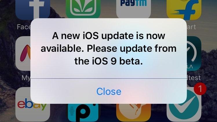 Apple: Public Betas von iOS 9.3.3 und OS X 10.11.6 verfügbar