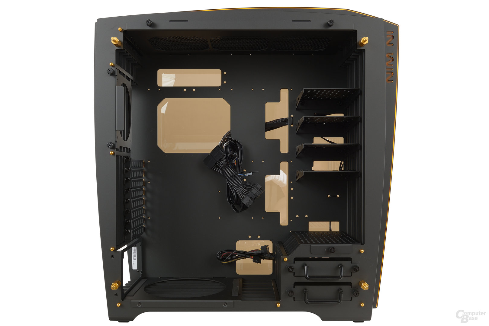 In Win H-Frame 2.0 – Innenraumansicht