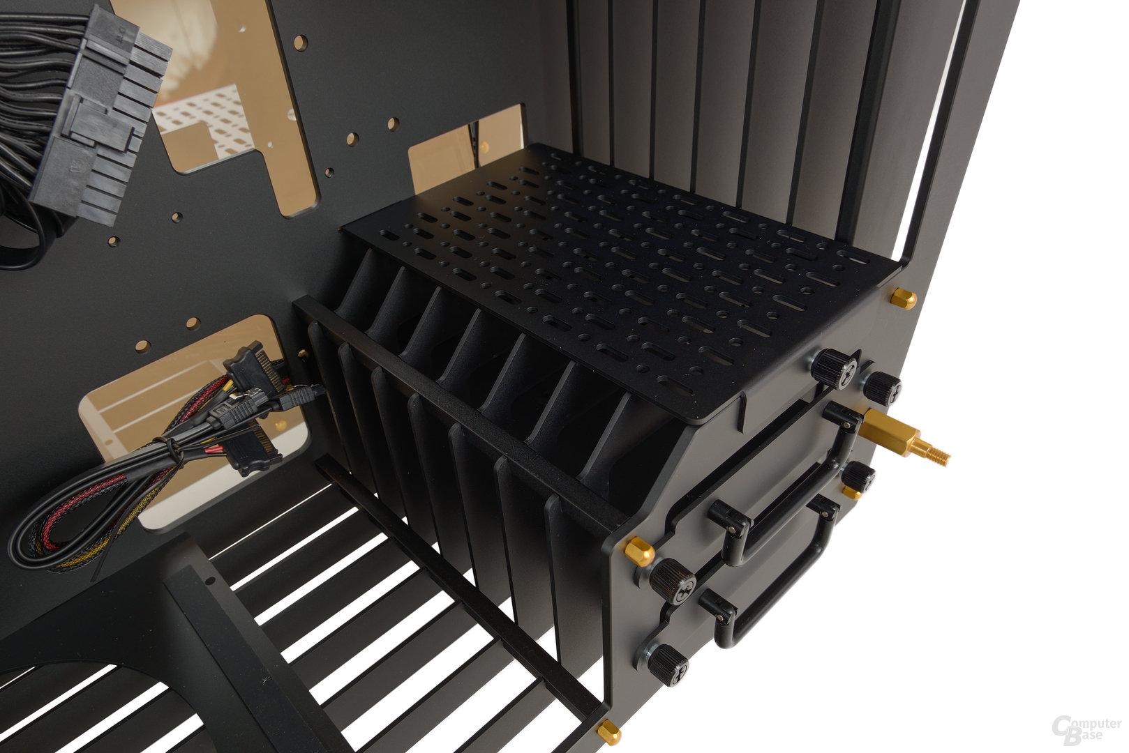 In Win H-Frame 2.0 – Bracket für die Aufnahme von Wasserpumpen
