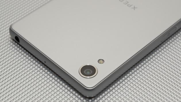 Sony Xperia X im Test: Auf Glas folgt Metall
