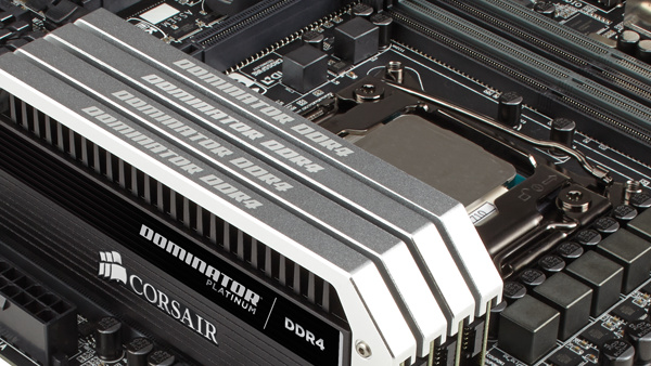 Dominator Platinum ROG: XMP-Profil für DDR4-3.333 auf Mainboards von Asus