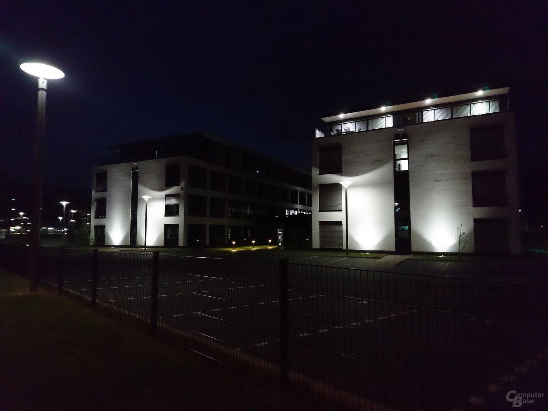 Sony Xperia X – Nacht ohne Blitz