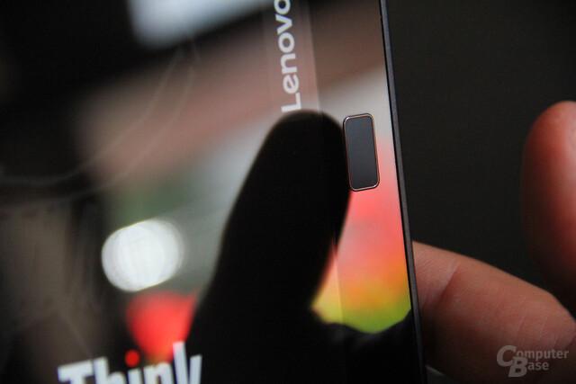 Fingerabdruckscanner für Windows Hello