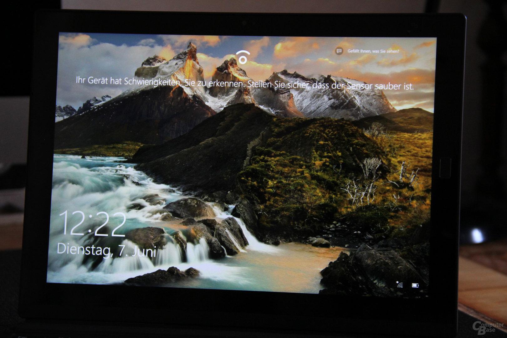 Klasse 12-Zoll-Display mit 2.160 x 1.440 Pixel