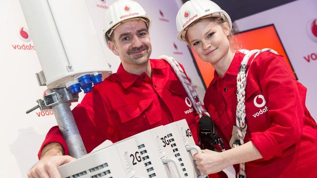 Sprachtelefonie: Vodafone führt Wi-Fi Calling & Enhanced Voice Service ein