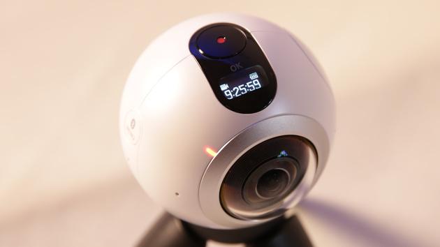 Gear 360: Samsungs VR-Kamera ist für 349 Euro vorbestellbar