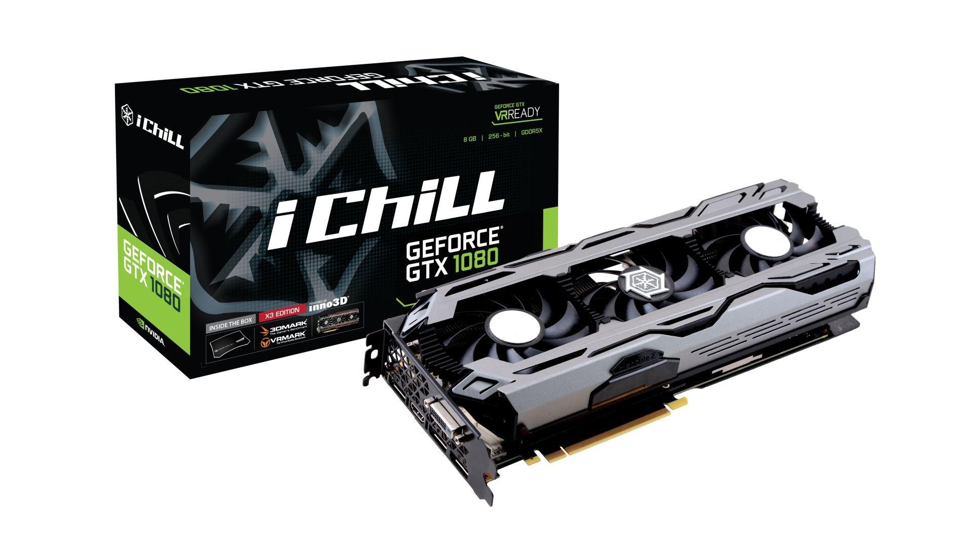 iChiLL GeForce GTX 1080 X3