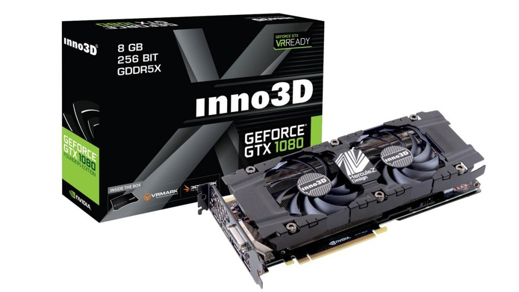 GeForce GTX 1080 Twin X2