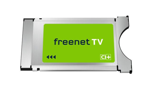 CI+Modul für freenet TV