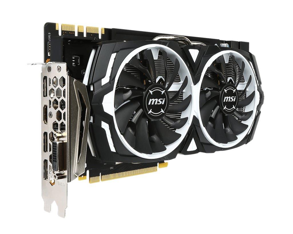 MSI GeForce GTX 1080 Armor (OC)