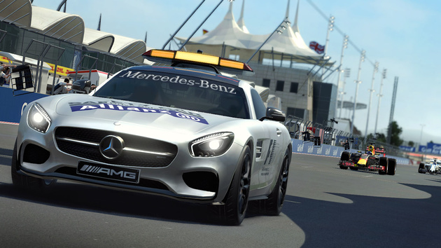Codemasters: F1 2016 mit Safety Car und Karrieremodus