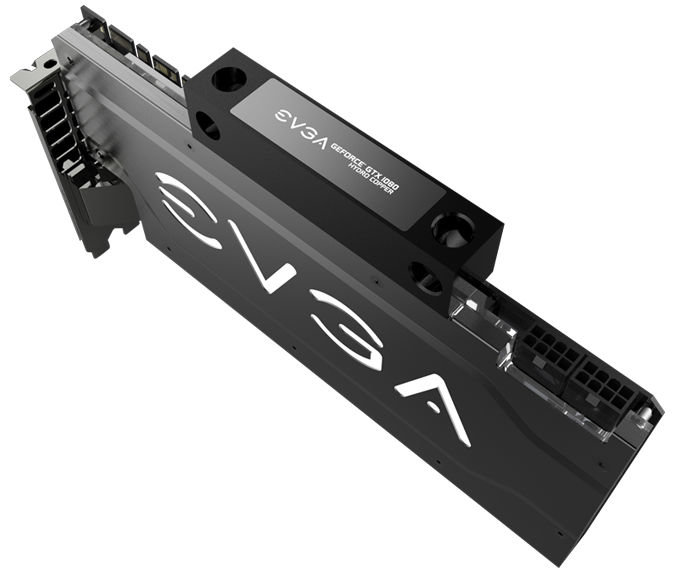 EVGA GTX 1080 Hydro Copper