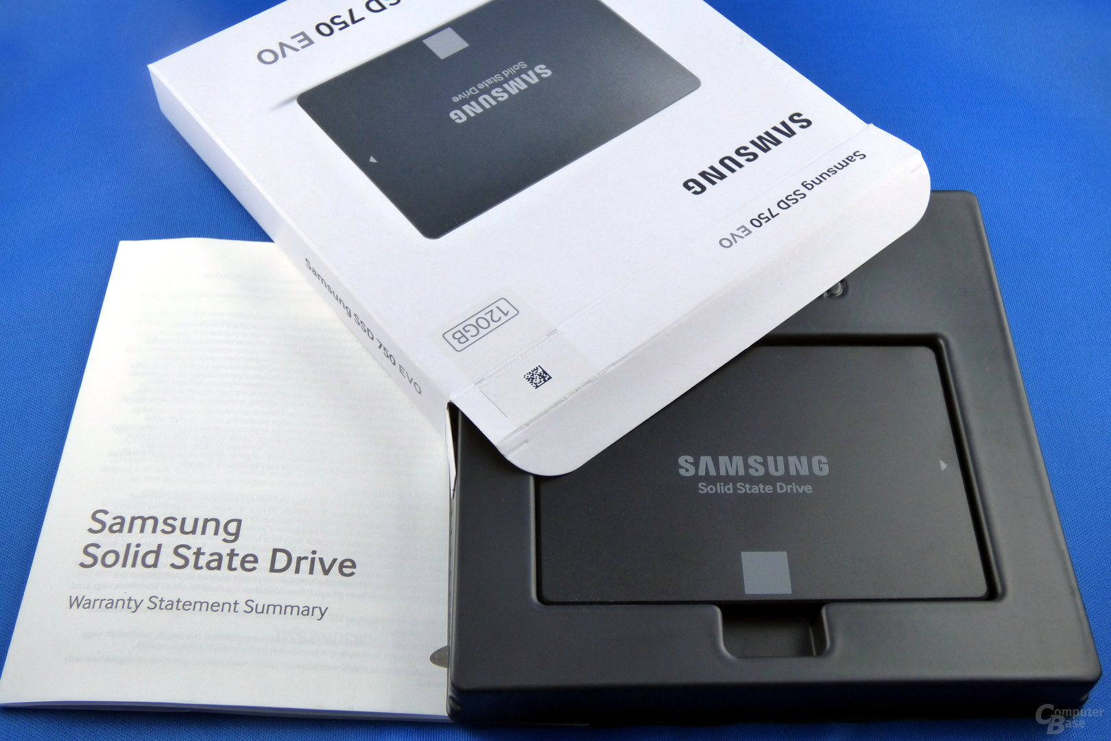 Samsung SSD 750 Evo im Test