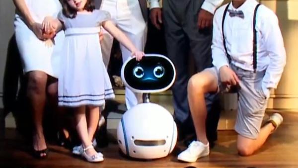 Asus Zenbo: Kleiner Roboter für Smart Home, Familie und Senioren